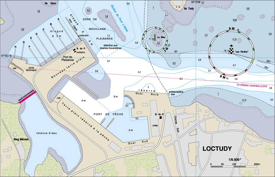 carte-marine-loctudy_G