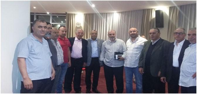 رئيس غرفة الصيد البحري المتوسطية عقد اجتماع مع مهنيي منطقة الشمال وممثلي شركة صوريمار.