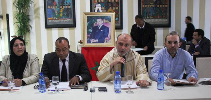 يوسف بن جلون، رئيس غرفة الصيد البحري المتوسطي، في تصريح لموقع جريدة طنجة.
