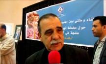 تصريح عبد الواحد الشاعير حول اللقاء التشاوري لمخطط تهيئة مصيدة الاربيان.