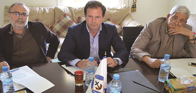 فيدرالية الصيد البحري وتربية الأحياء المائية و اللجنة المشتركة المغربية-الاسبانية للصيد البحري يحددان موعد ملتقى مهنيي الصيد البحري بالمغرب و الاتحاد الأوروبي.