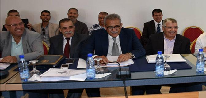 مجهودات غرفة الصيد البحري المتوسطية أفضت إلى المصادقة على اتفاقية إطار للشراكة بين الغرفة ومجلس جهة طنجة تطوان الحسيمة.