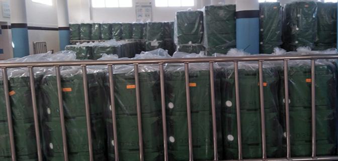 مهنيو الصيد التقليدي التابعين للدائرة البحرية الجبهة لإقليم شفشاون سيستفيدون من 1362 صندوق عازل للحرارة و454 غطاء إضافي.
