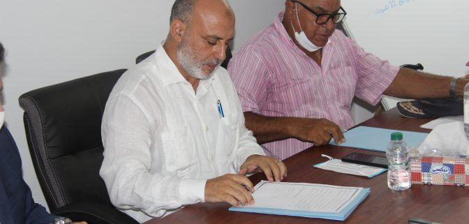 انتخاب السيد يوسف بنجلون رئيسا لغرفة الصيد البحري المتوسطية